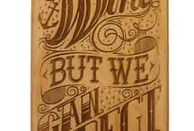 Typography / by Cola Hasch