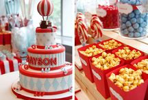 Birthday Party ideas  / by Stacey Parrish