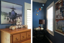 Boys Room Ideas / by Mendy Erwin