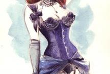Vintage Burlesque Posters / by Moxie Garrett