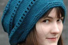 Knitting hats & kerchiefs / by Sarita Mendelson