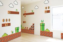 boys room ideas  / in which my 6 year old son has discovered pinterest / by Sarah Budd