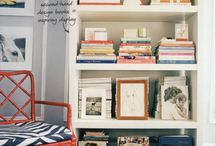 collections/displays/etc / by Megan