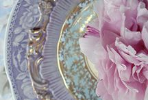 Tablescapes / Beautiful tabletops and floral arrangements      PLEASE DO NOT POWER PIN this board or I will BLOCK you / by Linda in Va.