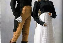 Historical Clothing / by Penney Schoener