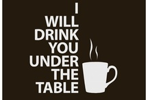 Coffee  / Love the stuff ♥  / by Jasmine Tipton