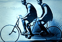 Wonderful Bicycles Single and Tandem and vintage / by Jack Anderson
