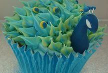Peacocks! / by Holly Krey
