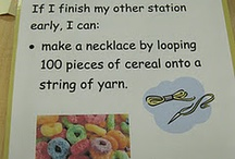 100th Day Activities / by Allison Majam