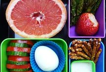 Laptop Bento Lunch Boxes / Laptop Lunches are American-style bento boxes designed to help you pack nutritious, eco-friendly lunches. My Kids just love them; I do too since there's a whole community of people sharing very creative recipies. / by J Ariel Hoffman