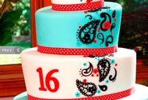 morgan birthday cakes / by Tammy Biroc