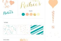 Website Design / by Brittny Drye