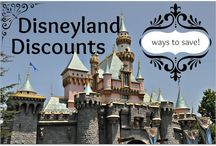 Disneyland Resorts / by The Magic For Less Travel - Specializing in Disney and Universal Vacations