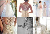 My wedding inspiration... the dress / by Leah Marsh