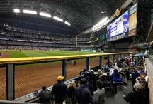 Milwaukee Brewers / by Matt Overman