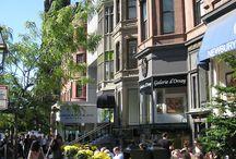 Boston Shopping / by Ames Boston Hotel