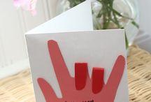 Handmade card ideas / by Esther Callahan