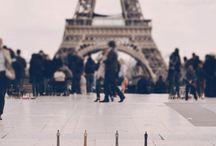 Paris, je t'aime! / by infinitekay