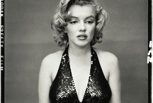 Marilyn Monroe / by Gillian Kritzinger