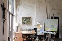 Artist Studio / by Angela Mae Cheetham