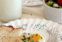 Breakfast / by Tracy Sirianni Petrie