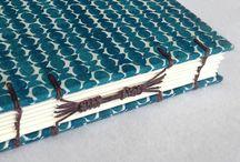 Bookbinding Tutorials and Ideas / by Bernadette Fox