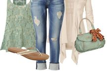 style board for stitch fix / by Leah Nichole