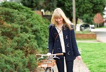 cycle chic / by calivintage