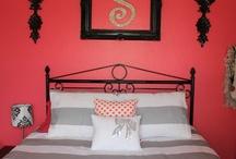 Bedroom Ideas / by Alena Jarvis