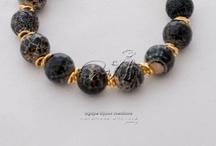 My Jewelry Creations - Bracelets / by Natalia Savastano