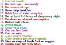 Workout-Healthy stuff / by Sara Ingram
