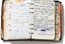 Books & Sketchbooks / by François Bégnez