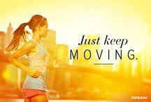 Fitness: Motivation / by Zoe Hurtado