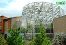Conservatories & Botanical Gardens / Rough Brothers constructs premium quality custom design conservatory, botanical gardens designs and any kind of greenhouse maintenance services. / by Rough Brothers Inc