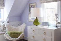 Nurseries & Kids Rooms / by Harmony Christiane