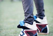 Wedge Sneakers / by DeeZee.pl - online store