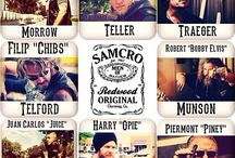 Sons Of Anarchy / by Danita Fowler