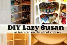 Pantry Ideas / by Shawn Shreeves