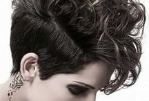 Cuts, Styles and Cool 'dos / by Andrea Hansen