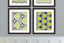 Pretty Patterns / by H5 Decor
