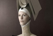 Creations in Paper... / an artist can make anything out of paper....create! / by Terri Noell