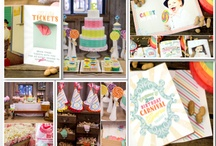 Vintage Party Ideas / by Christine @ Any Given Party
