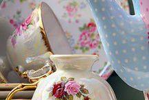Teacups / by Patti Hunter Autullo