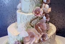 Cakes and Cupcakes:  / Cake and Cupcakes Recipes. Beautiful cakes for all seasons; weddings, holidays, birthdays. / by Amy Wallace