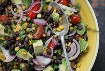 Recipes-Salad / by Stephanie Torbett