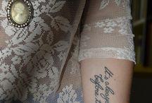 show off your tats  / by Celeste Fournier