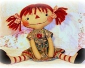 Rag Dolls / by Mandy Foot - Seams Sew Together