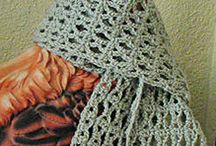 Knitting/crocheting  / by Linda Foltz