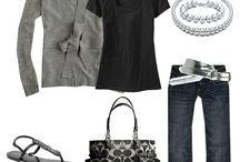 my style / by Joanna Rountree-Vaughn