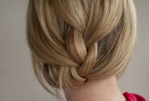 hair and make up / by Ashley Fryatt